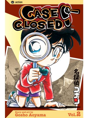 cover image of Case Closed, Volume 2