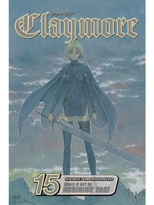 cover image of Claymore, Volume 15