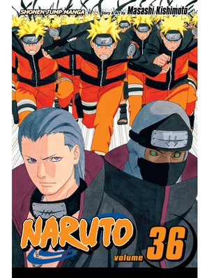 cover image of Naruto, Volume 36