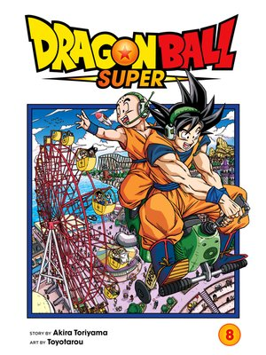 cover image of Dragon Ball Super, Volume 8