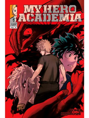 cover image of My Hero Academia, Volume 10