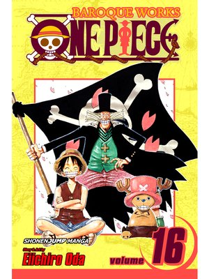 cover image of One Piece, Volume 16