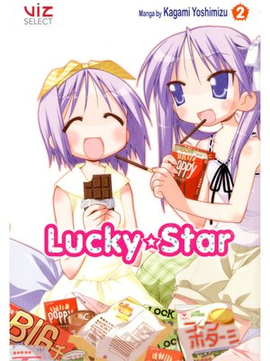 cover image of Lucky★Star, Volume 2