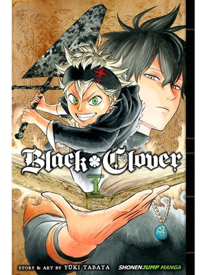 cover image of Black Clover, Volume 1