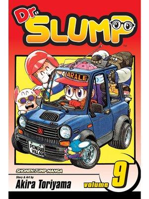 cover image of Dr. Slump, Volume 9