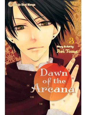 cover image of Dawn of the Arcana, Volume 3