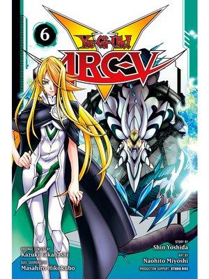 cover image of Yu-Gi-Oh! Arc-V, Volume 6