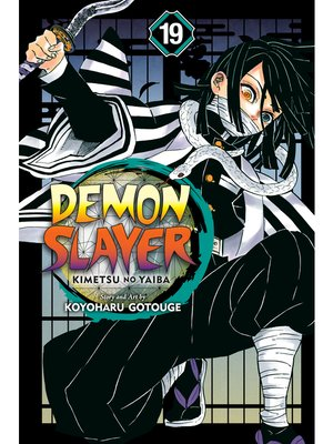 cover image of Demon Slayer: Kimetsu no Yaiba, Volume 19