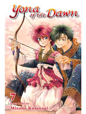 cover image of Yona of the Dawn, Volume 7