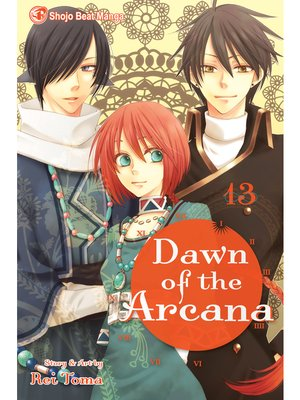 cover image of Dawn of the Arcana, Volume 13