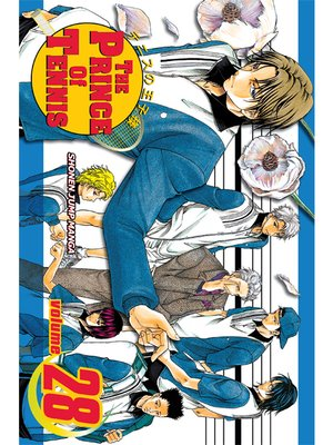 cover image of The Prince of Tennis, Volume 28