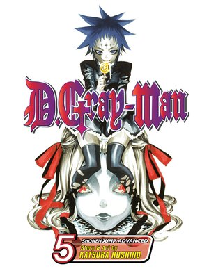 cover image of D.Gray-man, Volume 5