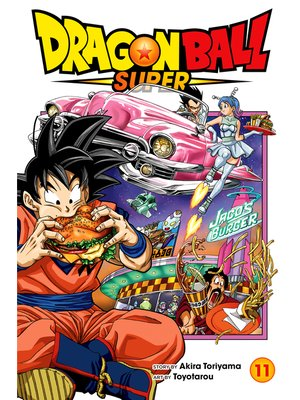 cover image of Dragon Ball Super, Volume 11
