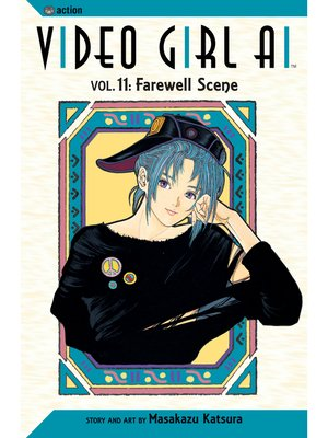cover image of Video Girl Ai, Volume 11