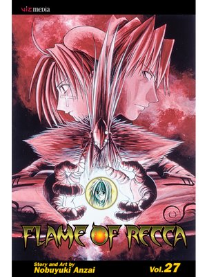 cover image of Flame of Recca, Volume 27