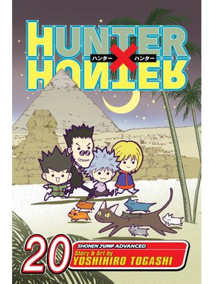 cover image of Hunter x Hunter, Volume 20
