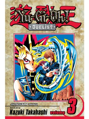 cover image of Yu-Gi-Oh!: Duelist, Volume 3