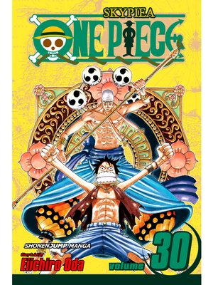 cover image of One Piece, Volume 30