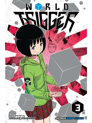 cover image of World Trigger, Volume 3