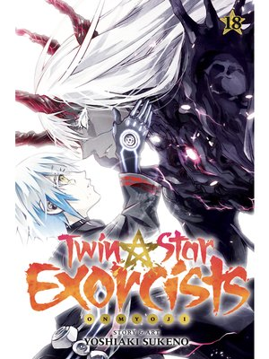 cover image of Twin Star Exorcists, Volume 18