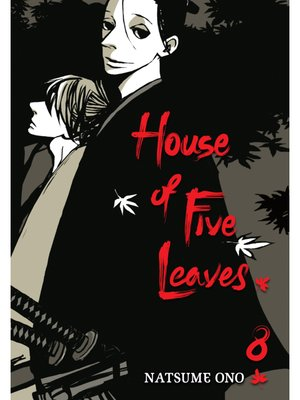 cover image of House of Five Leaves, Volume 8