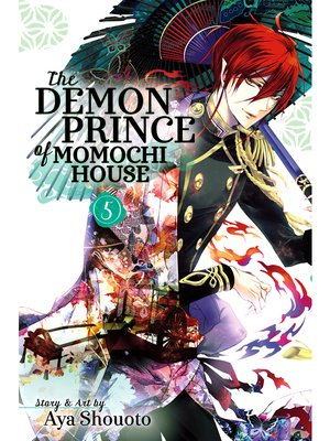 cover image of The Demon Prince of Momochi House, Volume 5
