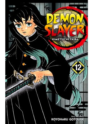 cover image of Demon Slayer: Kimetsu no Yaiba, Volume 12