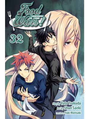 cover image of Food Wars!: Shokugeki no Soma, Volume 32