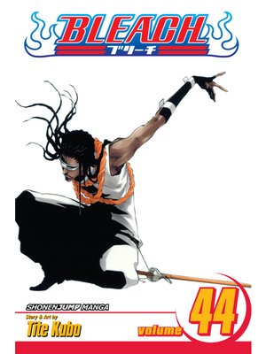 cover image of Bleach, Volume 44