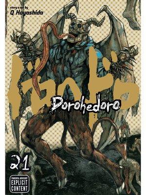 cover image of Dorohedoro, Volume 21