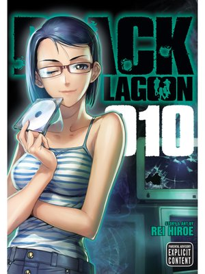 cover image of Black Lagoon, Volume 10