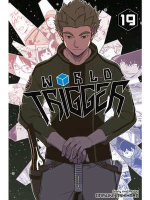 cover image of World Trigger, Volume 19