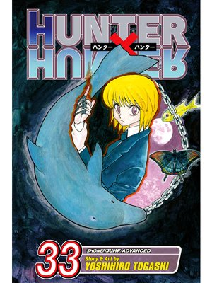 cover image of Hunter x Hunter, Volume 33