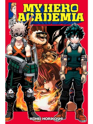 cover image of My Hero Academia, Volume 13