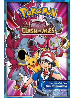 cover image of Hoopa and the Clash of Ages