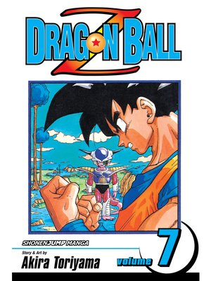cover image of Dragon Ball Z, Volume 7