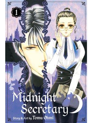 cover image of Midnight Secretary, Volume 1