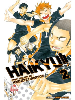 cover image of Haikyu!!, Volume 2