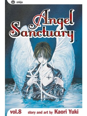 cover image of Angel Sanctuary, Volume 8