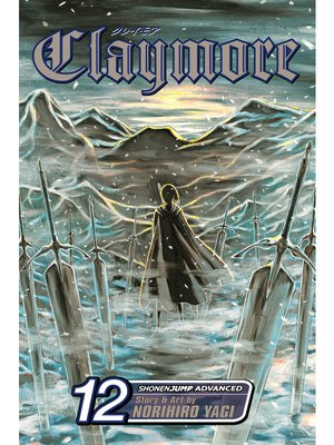 cover image of Claymore, Volume 12