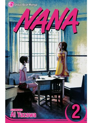 cover image of Nana, Volume 2