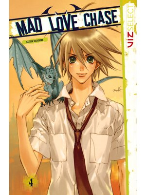 cover image of Mad Love Chase, Volume 4