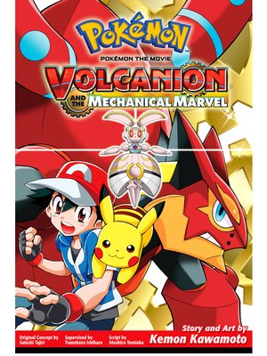 cover image of Volcanion and the Mechanical Marvel