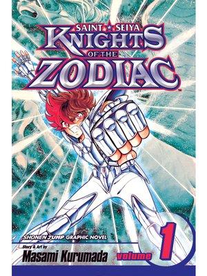cover image of Knights of the Zodiac (Saint Seiya), Volume 1