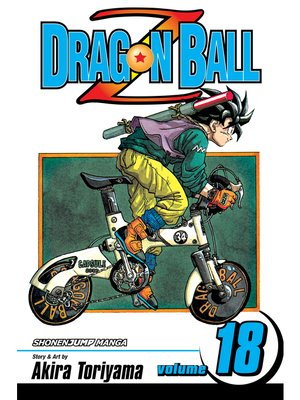 cover image of Dragon Ball Z, Volume 18