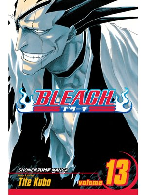 cover image of Bleach, Volume 13
