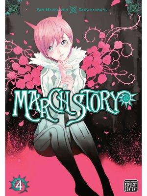 cover image of March Story, Volume 4