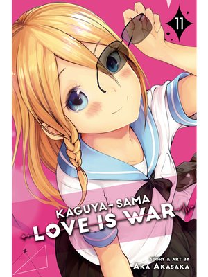 cover image of Kaguya-sama: Love Is War, Volume 11