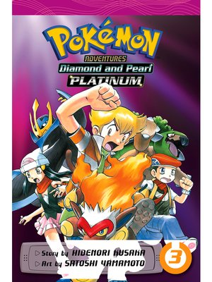 cover image of Pokémon Adventures, Volume 32