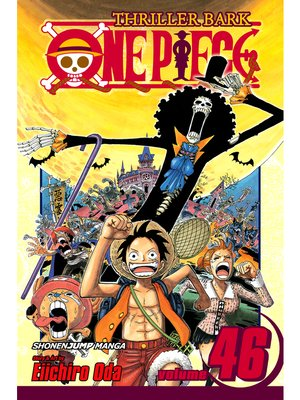 cover image of One Piece, Volume 46